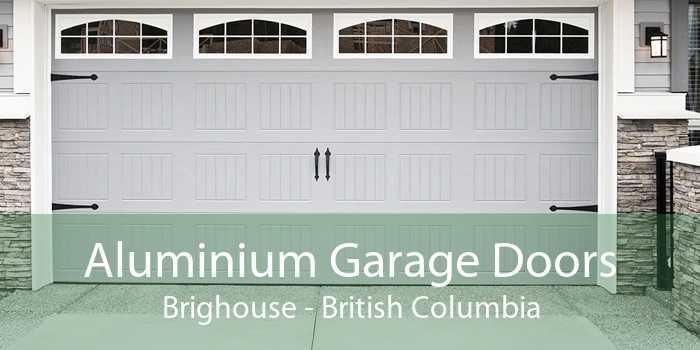 Aluminium Garage Doors Brighouse - British Columbia