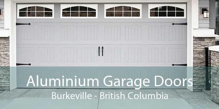Aluminium Garage Doors Burkeville - British Columbia