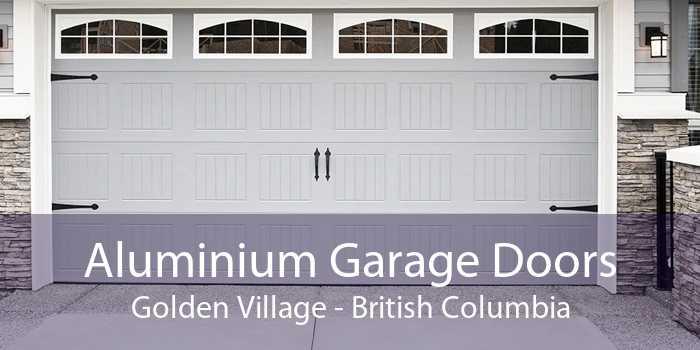 Aluminium Garage Doors Golden Village - British Columbia