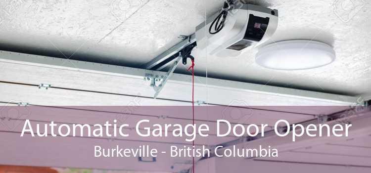 Automatic Garage Door Opener Burkeville - British Columbia