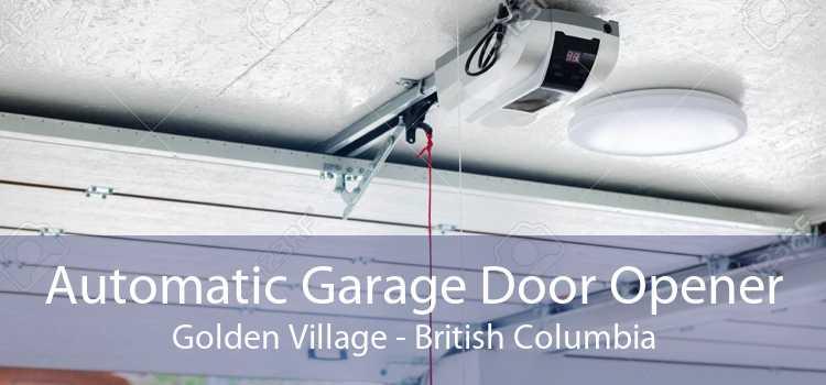 Automatic Garage Door Opener Golden Village - British Columbia