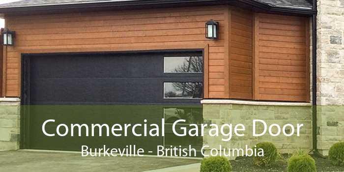 Commercial Garage Door Burkeville - British Columbia