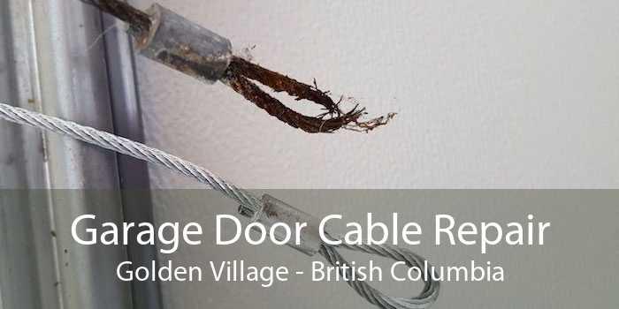 Garage Door Cable Repair Golden Village - British Columbia