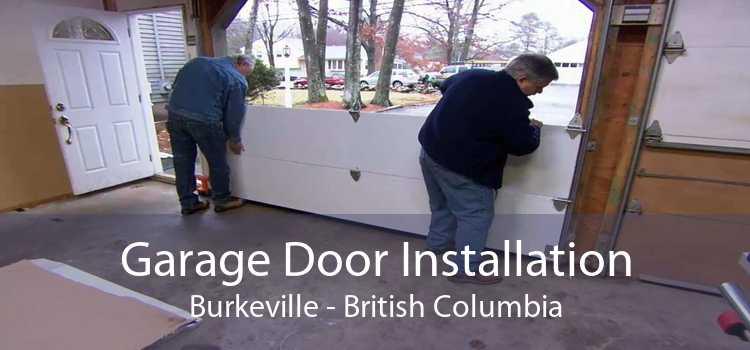 Garage Door Installation Burkeville - British Columbia