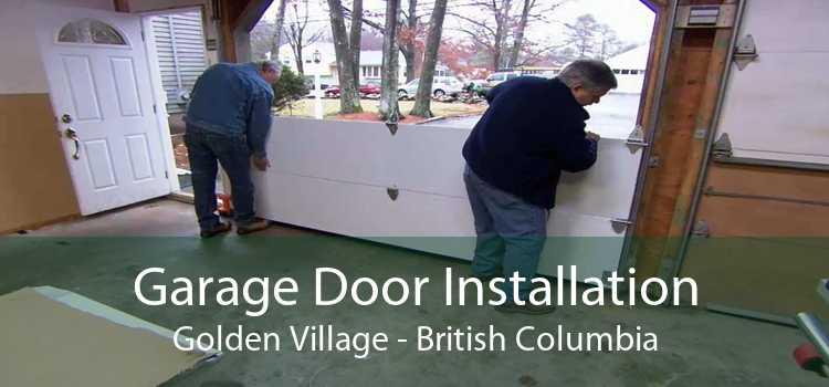 Garage Door Installation Golden Village - British Columbia