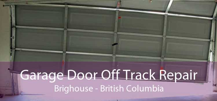 Garage Door Off Track Repair Brighouse - British Columbia