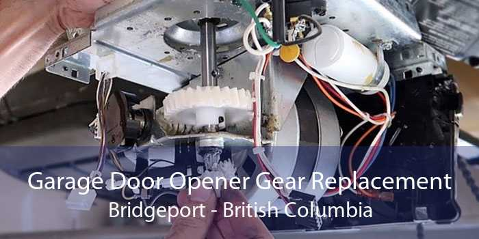 Garage Door Opener Gear Replacement Bridgeport - British Columbia