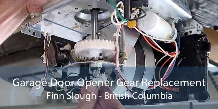 Garage Door Opener Gear Replacement Finn Slough - British Columbia