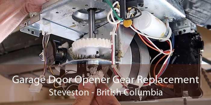 Garage Door Opener Gear Replacement Steveston - British Columbia