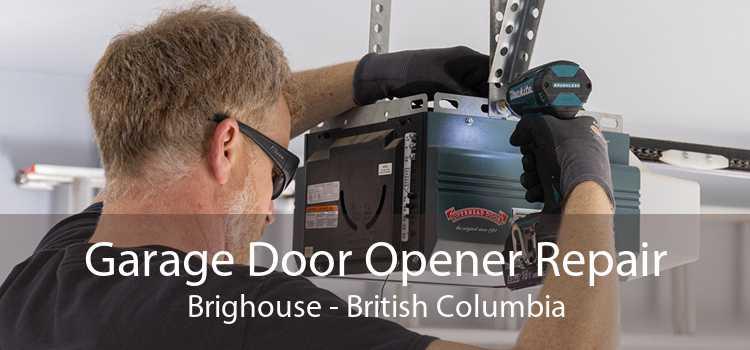 Garage Door Opener Repair Brighouse - British Columbia