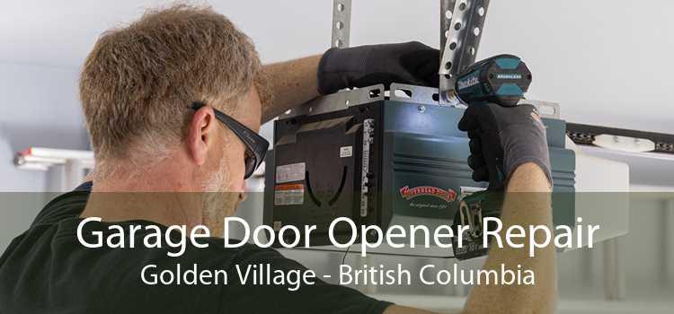 Garage Door Opener Repair Golden Village - British Columbia
