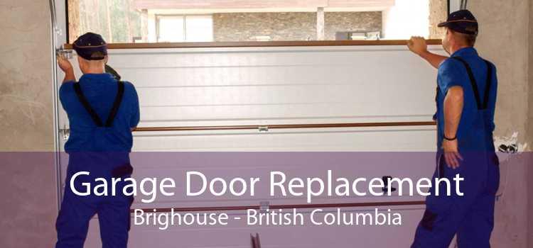 Garage Door Replacement Brighouse - British Columbia