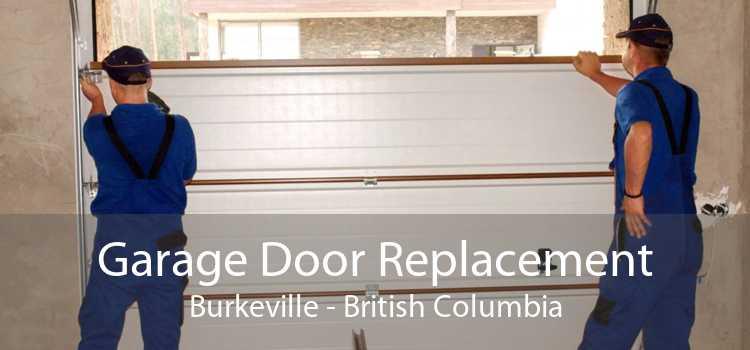 Garage Door Replacement Burkeville - British Columbia