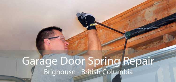Garage Door Spring Repair Brighouse - British Columbia