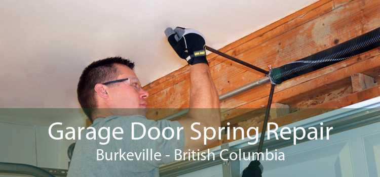 Garage Door Spring Repair Burkeville - British Columbia