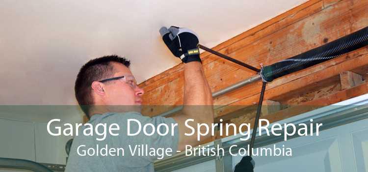 Garage Door Spring Repair Golden Village - British Columbia