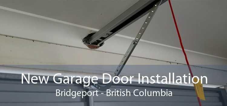 New Garage Door Installation Bridgeport - British Columbia