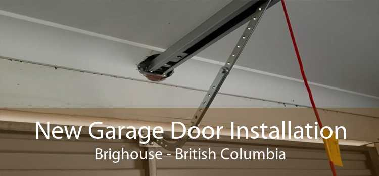 New Garage Door Installation Brighouse - British Columbia