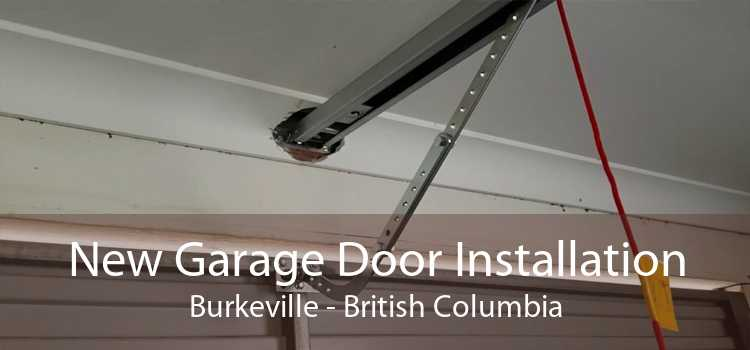 New Garage Door Installation Burkeville - British Columbia