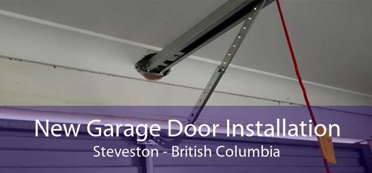 New Garage Door Installation Steveston - British Columbia