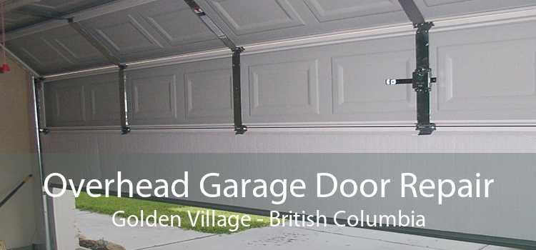 Overhead Garage Door Repair Golden Village - British Columbia