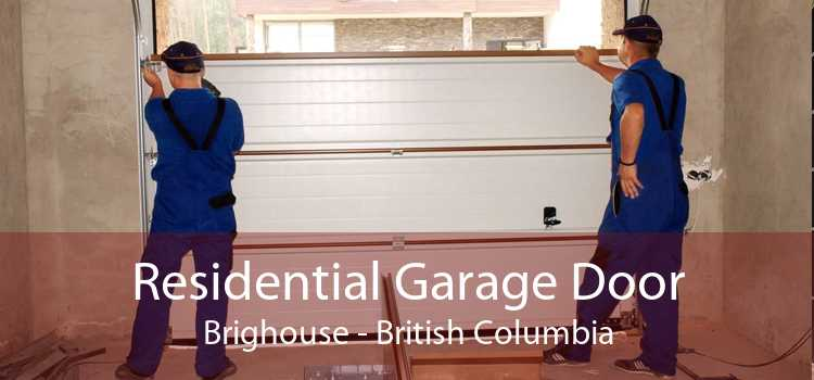 Residential Garage Door Brighouse - British Columbia