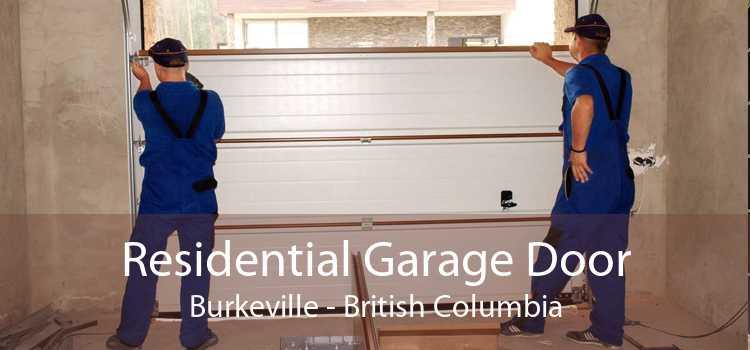 Residential Garage Door Burkeville - British Columbia