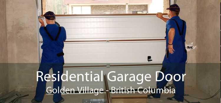Residential Garage Door Golden Village - British Columbia