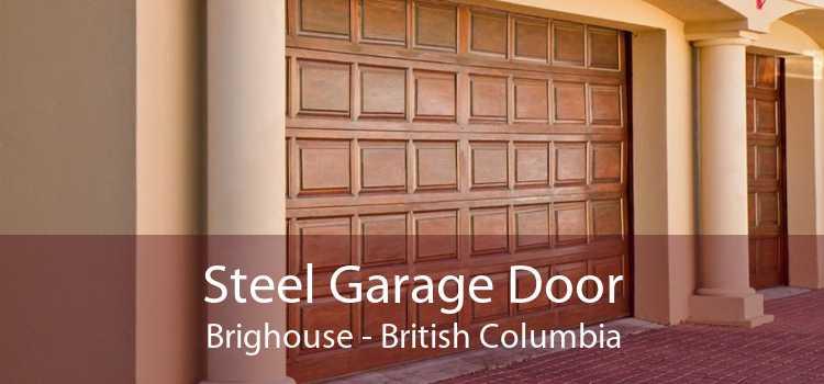Steel Garage Door Brighouse - British Columbia