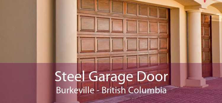 Steel Garage Door Burkeville - British Columbia