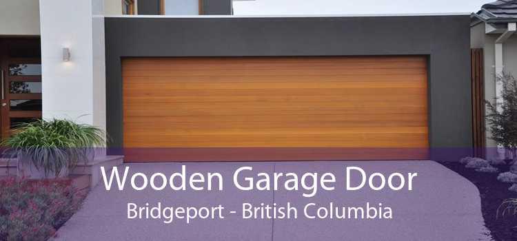 Wooden Garage Door Bridgeport - British Columbia