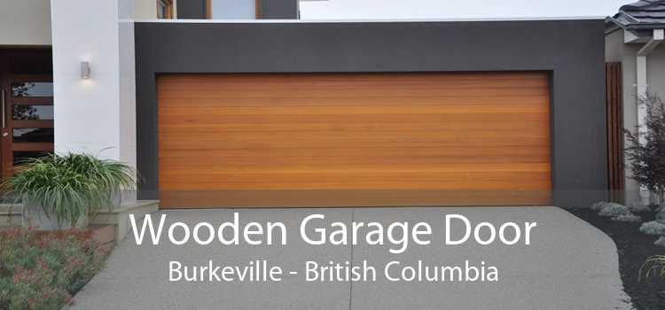 Wooden Garage Door Burkeville - British Columbia